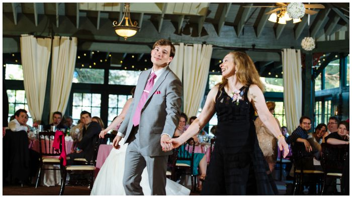 The mother-son dance! Photo by Angel Kidwell photography.