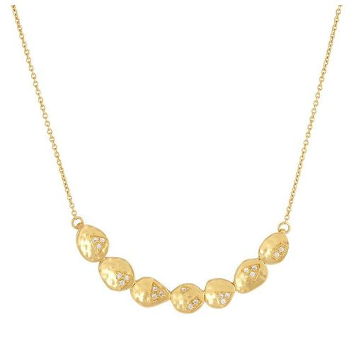 The Franklin necklace by Melinda Maria.