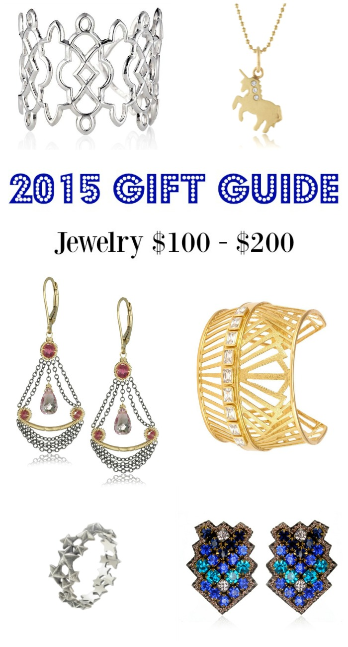 It's time for Diamonds in the Library's annual holidya gift guide! This edition is all about jewelry from $100 - $200