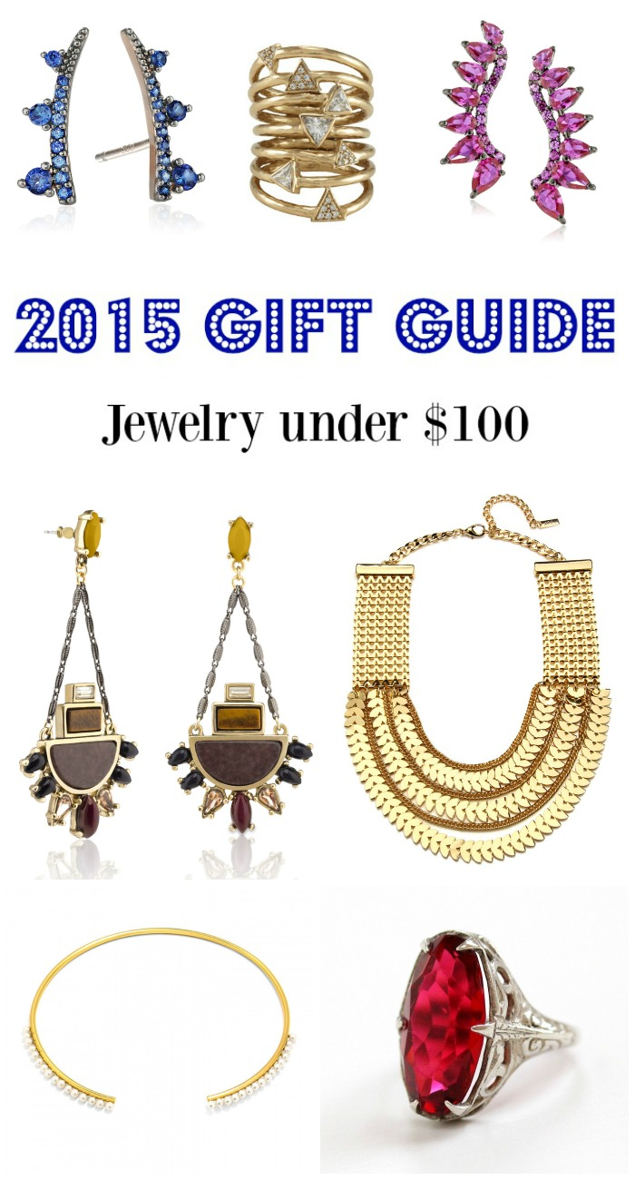 It's time for Diamonds in the Library's annual holiday gift guide! This edition is all about jewelry under $100