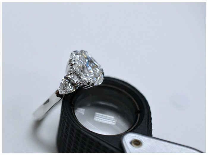 I.D. Jewelry in NYC is known for its fabulous custom made diamond engagement rings and eternity bands.