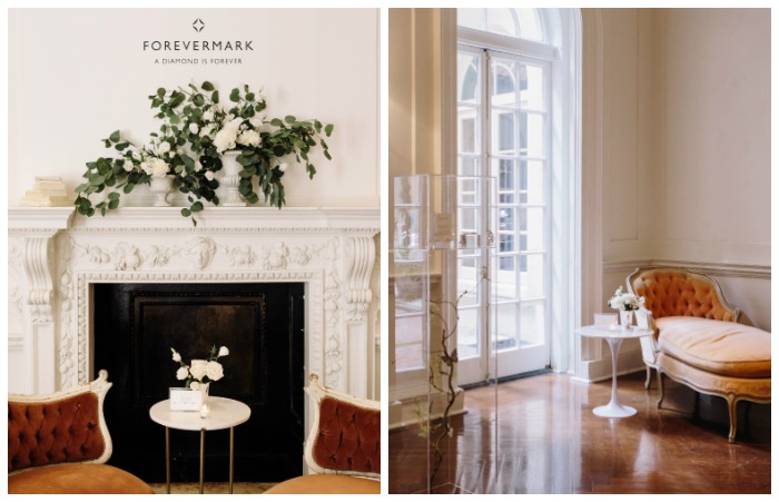 The beautiful 1920s mansion that was the setting for Forevermark's 2016 Bridal Academy.