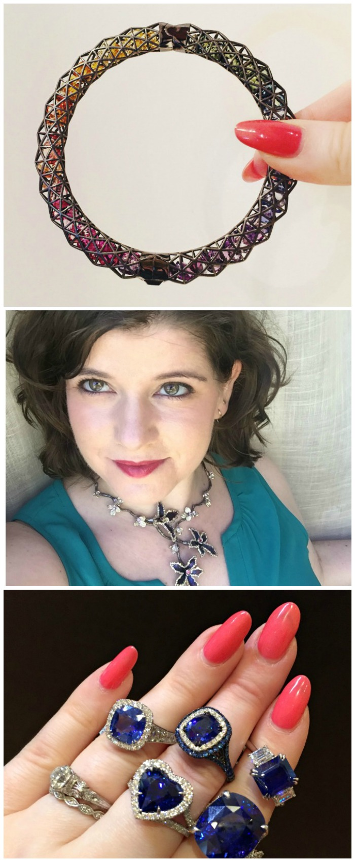 My third most popular post of 2016 - The most exciting jewels of Couture 2016.
