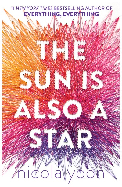 The Sun Is Also a Star by Nicola Yoon. This is a gorgeous, all-encompassing YA love story.