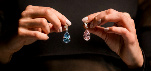 Meet Apollo and Artemis, the world's most expensive earrings.
