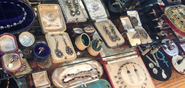 The Las Vegas Antique Jewelry and Watch Show; Jewelry Market Week 2016