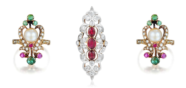 Fantastic finds from Fortuna Summer Fine Jewels Sale.