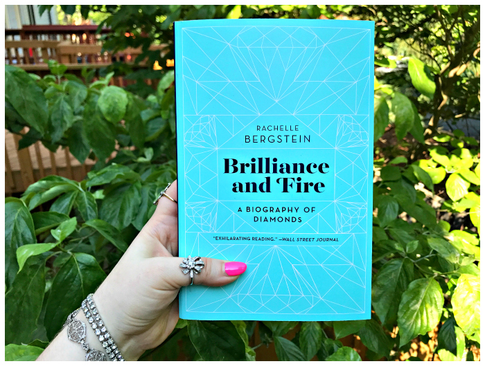 Win a copy of Brilliance and Fire, Rachelle Bergstein's new book all about diamonds!