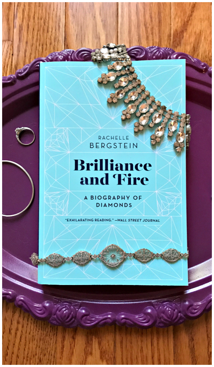 Win your very own copy of Brilliance and Fire, Rachelle Bergstein's dazzling new book all about diamonds!