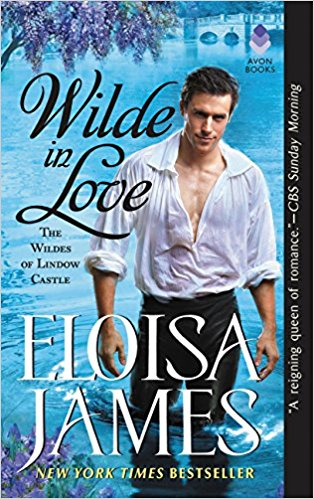 Wilde in Love by Eloisa James.