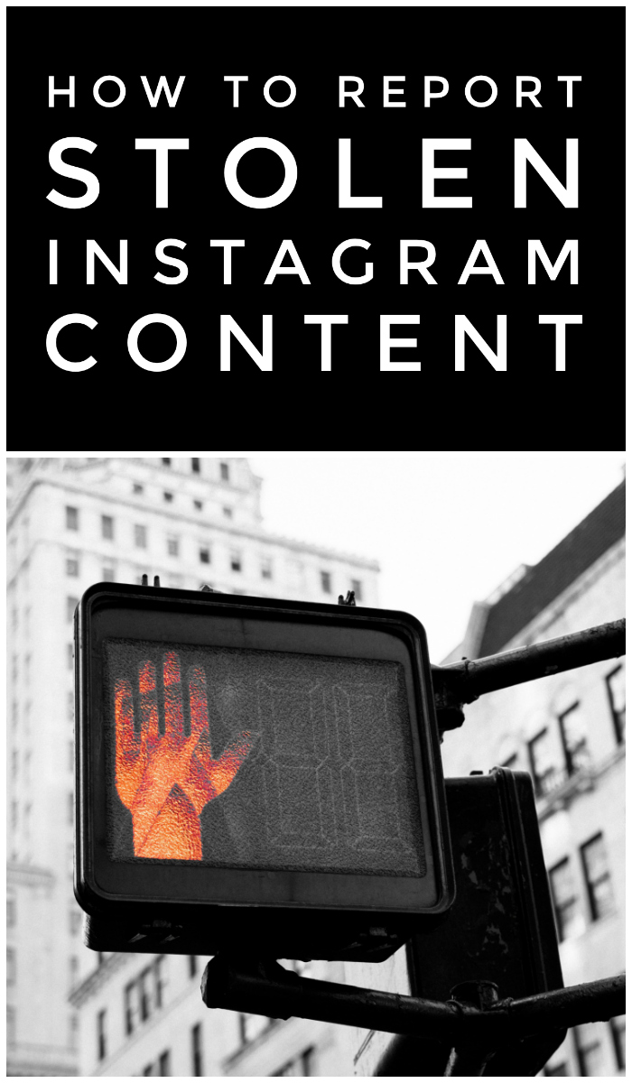 How to report stolen Instagram content! Here's what to do if someone is using photos or videos from your IG without your permission.
