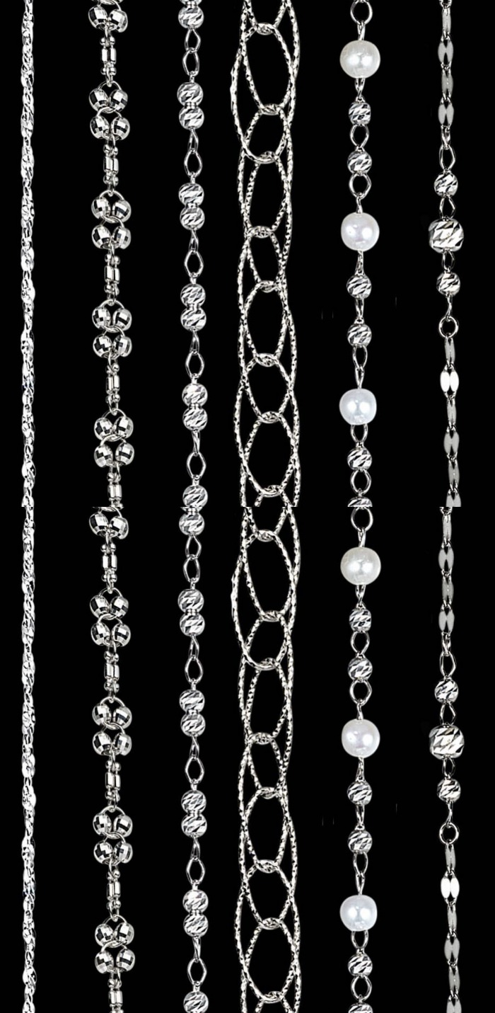 Beautiful necklaces by Platinum Born!!