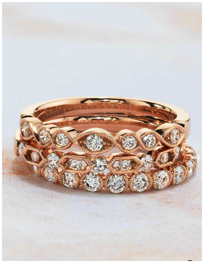 6fab03c7adb48 Win a FREE Sylvie Collection diamond ring! #MatchTheStack