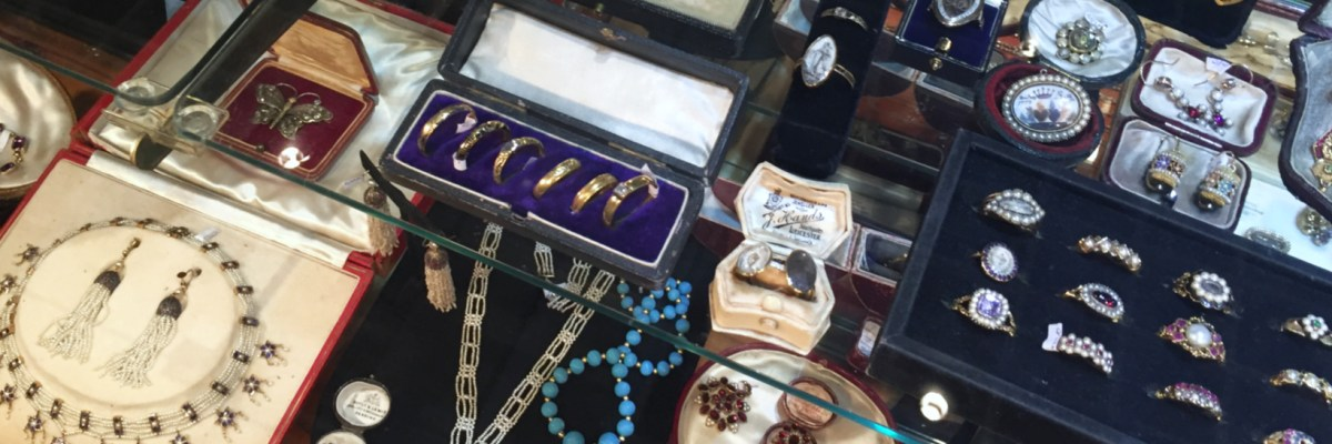 Antique Jewelry Shows: what you need to know.