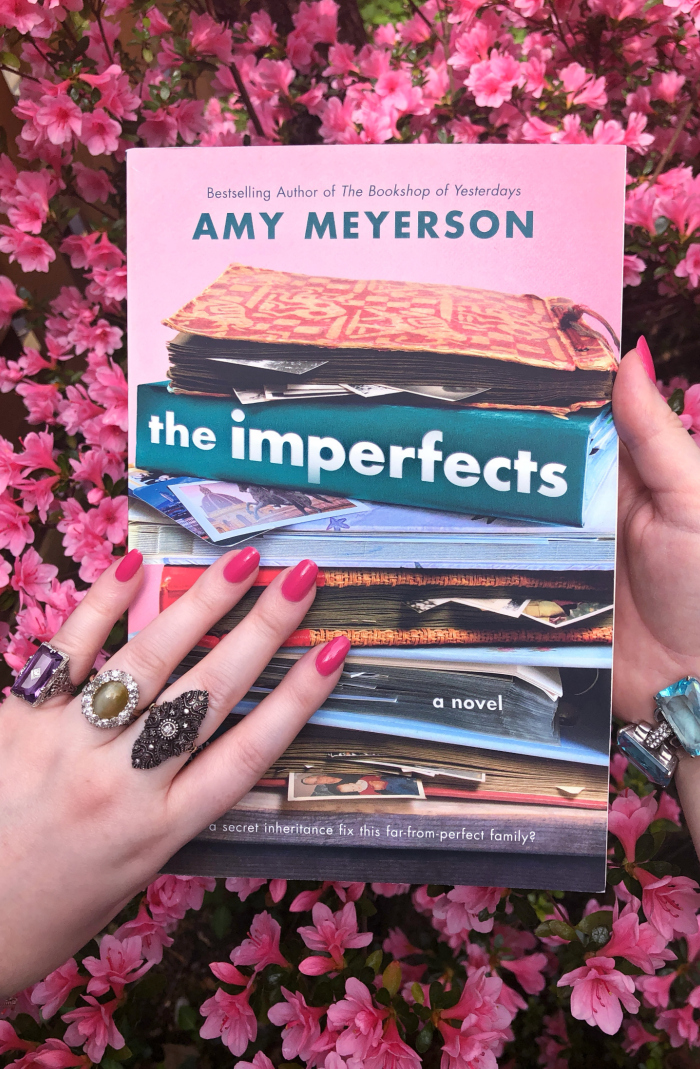 The Imperfects by Amy Meyerson is the story of the lost Florentine Diamond, a forgotten history rediscovered, and a fractured family knit back together.