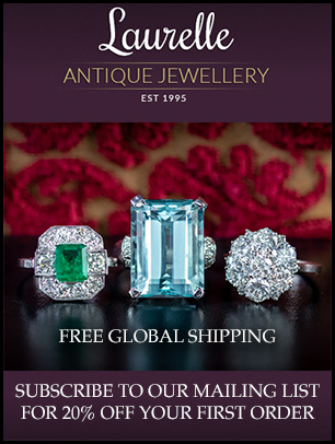 Visit our partner, Laurelle Antique Jewellery!