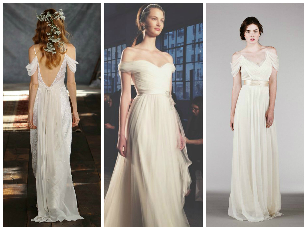 5 Enchanting Wedding Styles Of Spring 2015 You Need To See