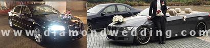 wedding car - 開蓬寶馬