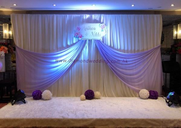Simple Wedding Decoration