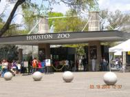 Houston Zoo - A best hang out place