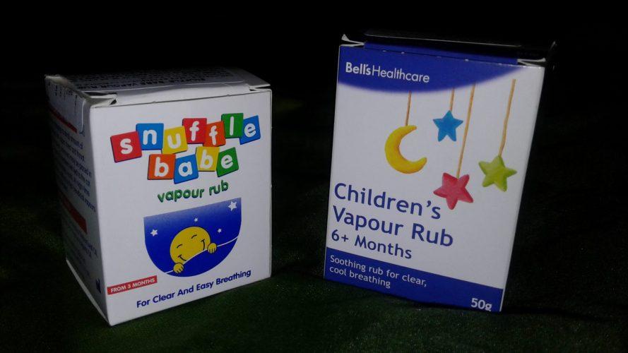 Ajuta-ti bebelusul sa respire usor, foloseste Vapour Rub