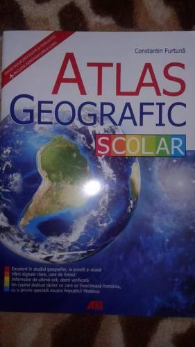 Atlasele geografice, descoperă filă cu filă lumea în care trăiești!