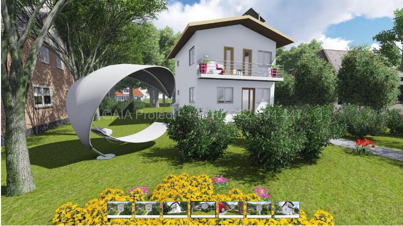 Urmează-ți visele...Îndrăznește cu AIA! Îți va proiecta casa perfectă!