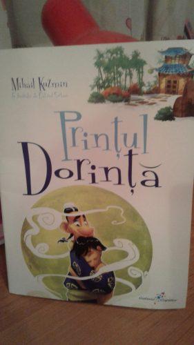 Prințul Dorință, basmele preferate ale copiilor!