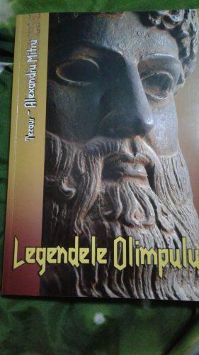 Legendele Olimpului - o carte pentru tineretul de la 10 la 80 ani...