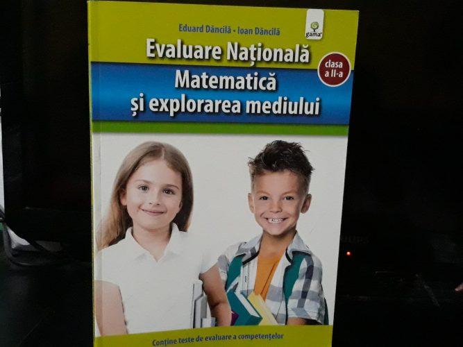 Evaluarea Națională - prima testare importantă din viața școlarului!