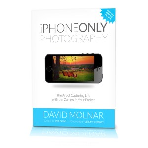 iPhone photography book