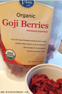 goji berries Viva labs