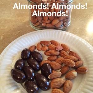 almonds almonds almonds
