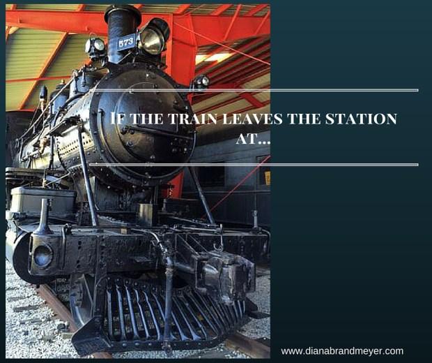 1800s train