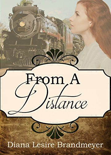 From A Distance (A Spinster Orphan Train novella Book 3)