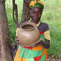 Batwa Pots in Burundi: Traditional Clay Pot Cuisine, Pt. 2 of 2