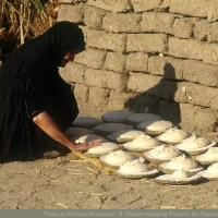Bread-Baking in Egypt, Then and Now