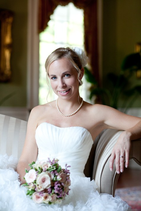 Charleston Bridal Portrait at Thomas Bennett Hpouse