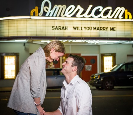 Proposal on a Marquis American Theater King Street Charleston SC