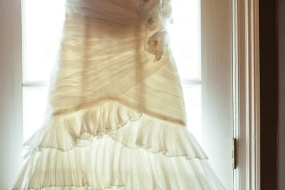 charleston wedding dress detail