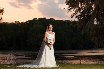 Bridal Portrait Kimbels at Wachesaw Plantation Pawley's Island Wedding Photographer (102)