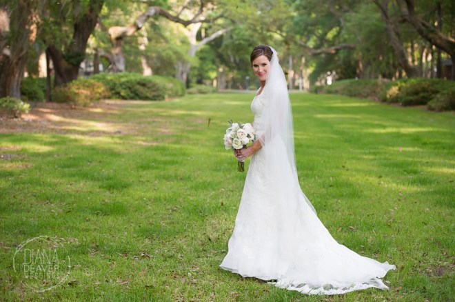 Bridal Portrait Kimbels at Wachesaw Plantation Pawley's Island Wedding Photographer (14)