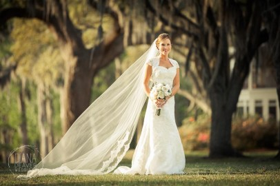 Bridal Portrait Kimbels at Wachesaw Plantation Pawley's Island Wedding Photographer (20)