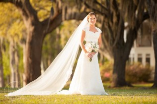 Bridal Portrait Kimbels at Wachesaw Plantation Pawley's Island Wedding Photographer (28)