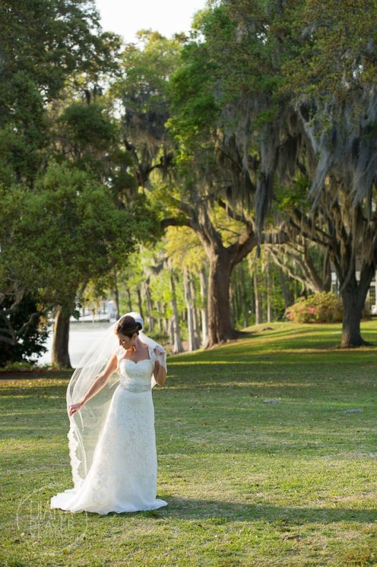 Bridal Portrait Kimbels at Wachesaw Plantation Pawley's Island Wedding Photographer (41)