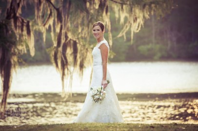 Bridal Portrait Kimbels at Wachesaw Plantation Pawley's Island Wedding Photographer (88)