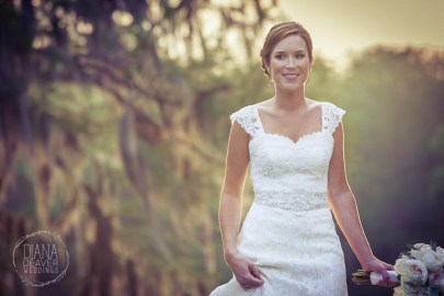 Bridal Portrait Kimbels at Wachesaw Plantation Pawley's Island Wedding Photographer (97)