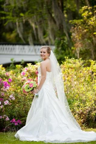 Bridal Portrait Magnolia Plantation Charleston Wedding photographer (13)