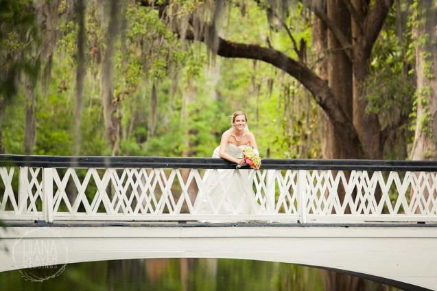 Bridal Portrait Magnolia Plantation Charleston Wedding photographer (55)