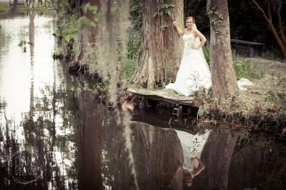 Bridal Portrait Magnolia Plantation Charleston Wedding photographer (61)